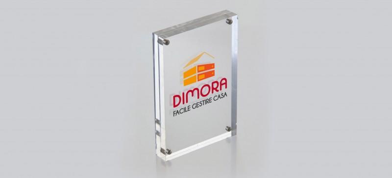 Dimora | logo