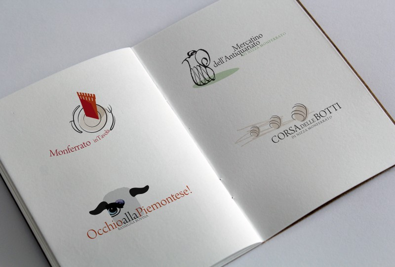 Eventi Città di Nizza Monferrato | loghi