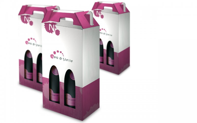 Nero di Stelle | packaging