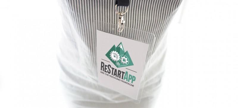 Restartapp | logo
